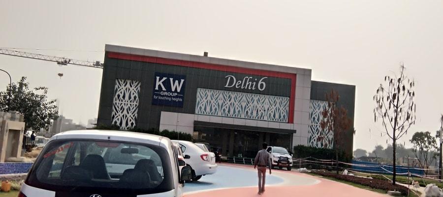 kw delhi-6, raj nagar extension, ghaziabad