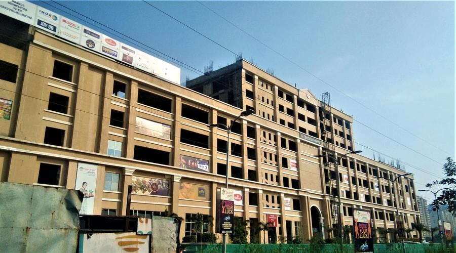 Spectrum Metro, Sector 75, Noida