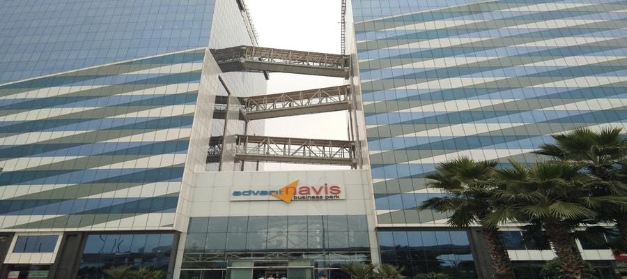 advant navis, business park, noida expressway