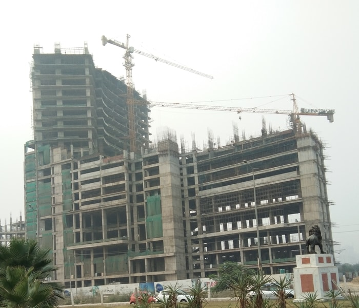 Review : Investment in Boulevard Walk, Noida Extension, Loss