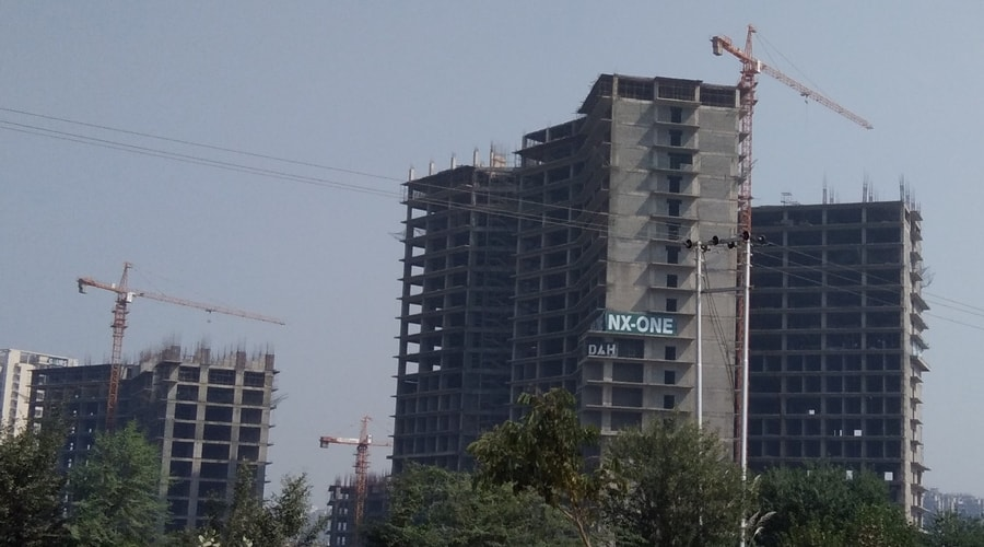 nx one, techzone-4, greater noida west