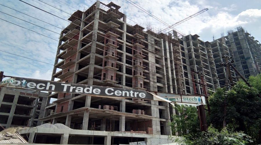 urbtech trade centre, sector 132, noida