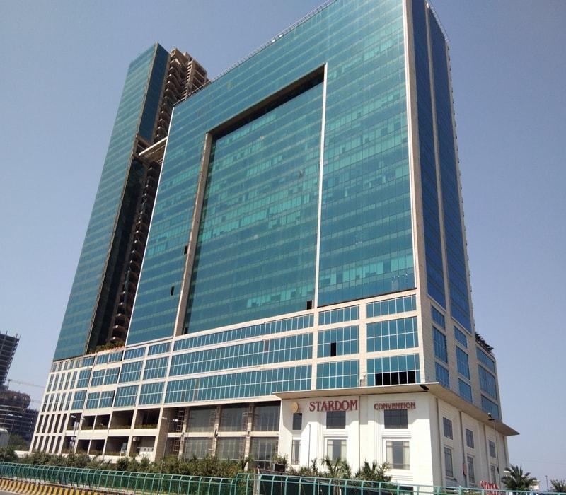 et world trade tower sector 16, noida