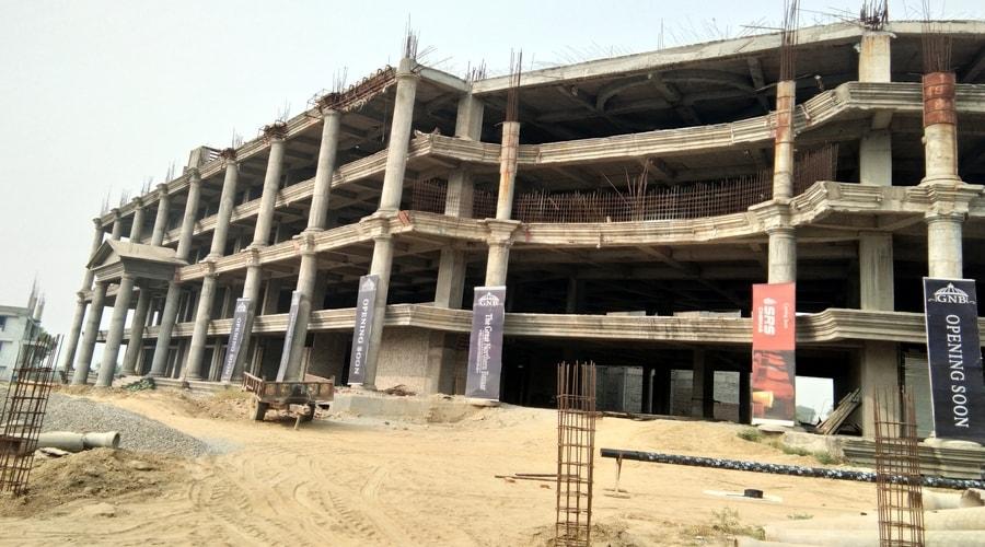 gnb, the great northern bazaar, raj nagar extension, ghaziabad