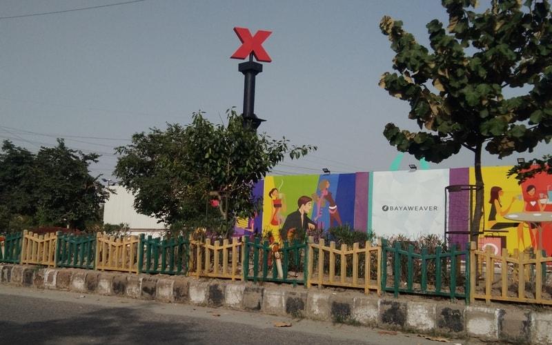 Oh My God, Noida Expressway