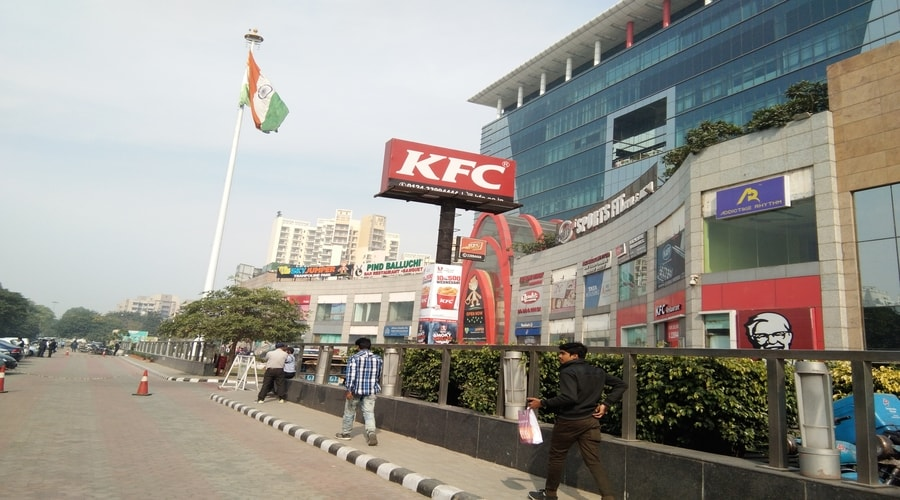 ILD mall, sector 47, sohna road, gurgaon