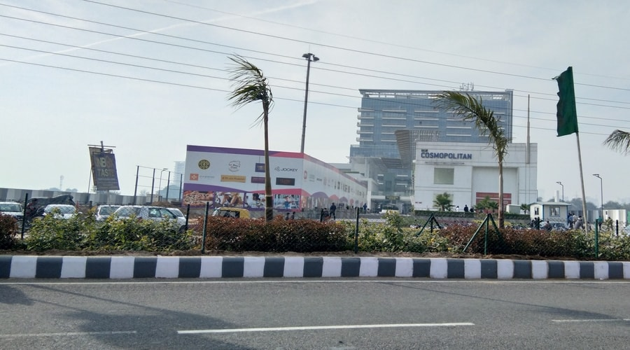 M3M Cosmopolitan, golf course extension road, sector 66, Gurgaon
