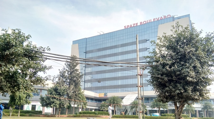 Spaze Boulevard, Sector 47, Sohna road, gurgaon, haryana, india