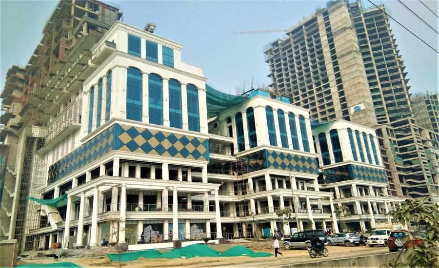 Galaxy, Diamond Plaza Mall, Noida Extension, Uttar Pradesh, India