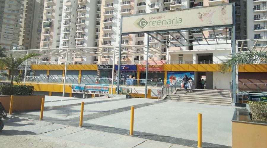 Panchsheel Greenaria sector 16B Greater Noida West