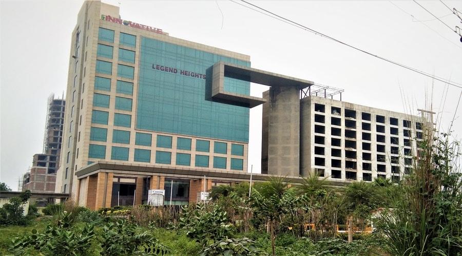 Legend Heights, Sector 80, Gurgaon, Haryana, India