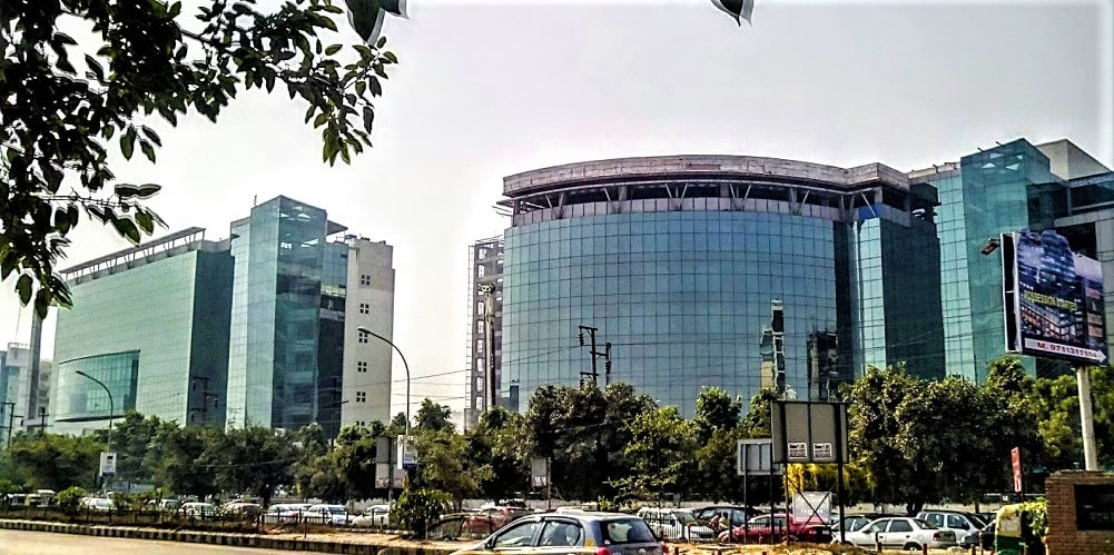 The Corenthum Business Park, Sector 62, Noida