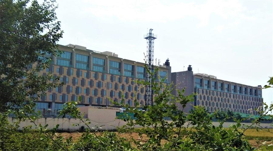 WTC, Techzone-4, Greater Noida, Uttar Pradesh, India