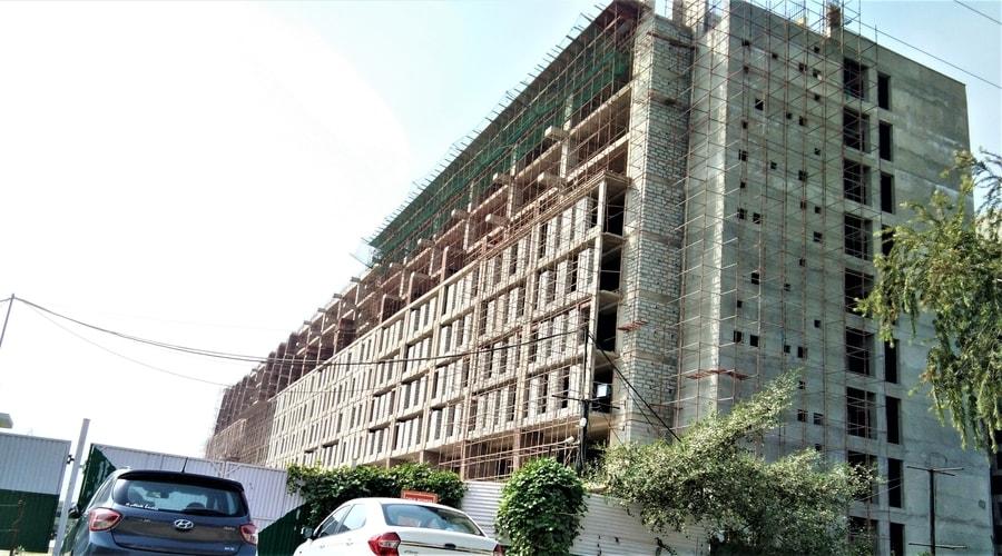 WTC, Greater Noida, Uttar Pradesh, India