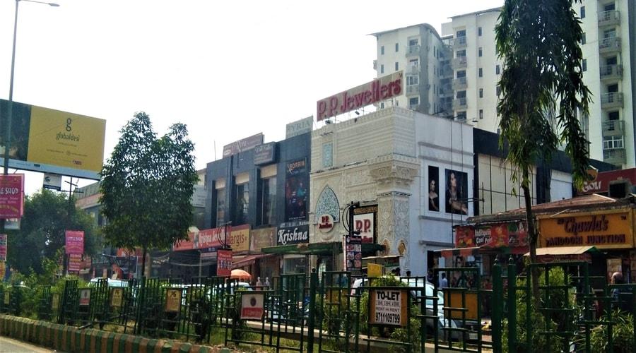 Krishna Apra Plaza Indirapuram Ghaziabad