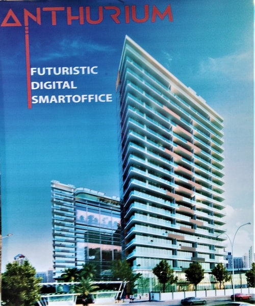 Anthurium Business Park, Sector 73, Noida, India