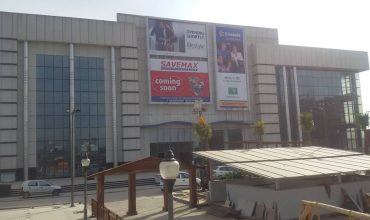 red mall ghaziabad, commercial investment
