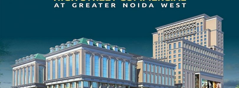Town Central, Noida Extension, commercial mall