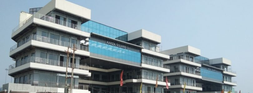 aarza square, greater noida west