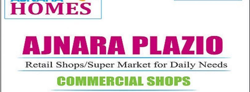 ajnara plazio noida extension commercial shops