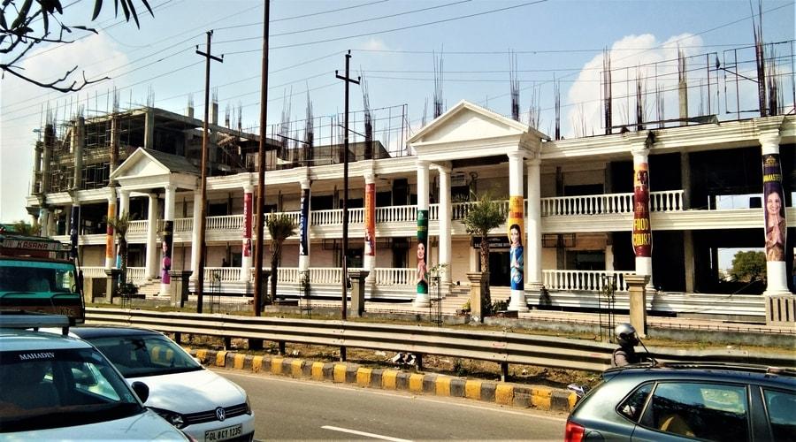 GNB Mall, Raj Nagar Extension, Ghaziabad