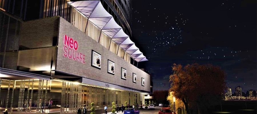 Neo Square, sector 109, Dwarka Expressway, New Gurgaon