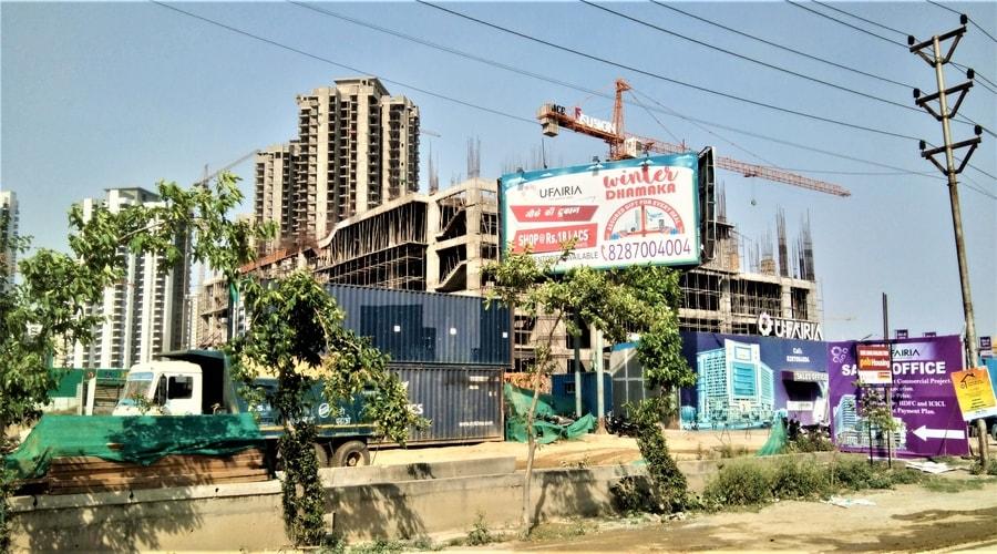 Ufairia Mall, Buddha Chowk, Greater Noida West