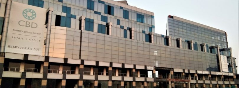 CBD, Commerce Business District, Sector 39, Faridabad
