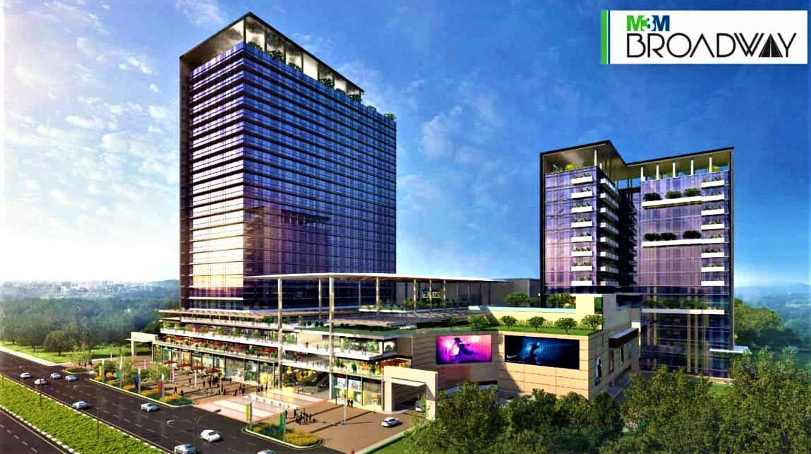 M3M Broadway, Sector-71, Gurgaon, Haryana , India