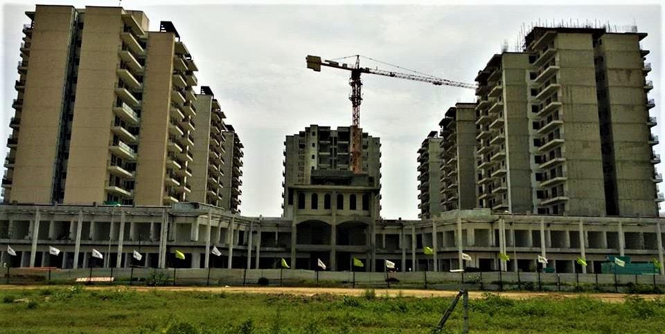 Signum-71 Market, sector 71, New Gurgaon
