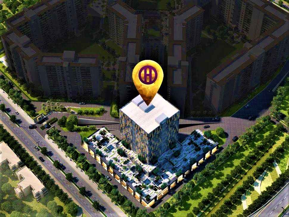 Suncity Horizon Tower, jaipur