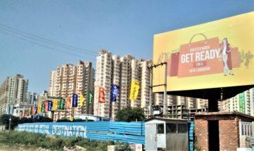 Gaur World Street, Greater Noida West
