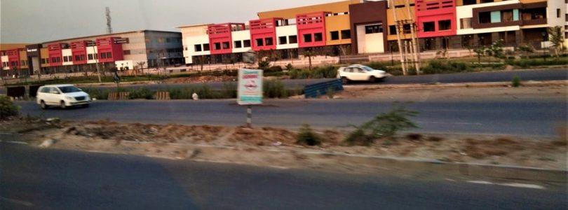 TDI Park Street Mall. NH-1, Sonipat