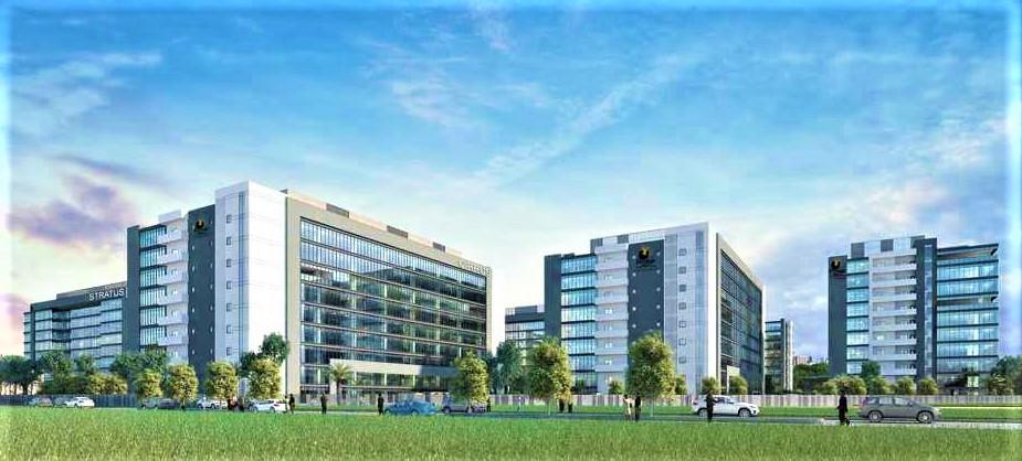 Prestige Tech Cloud, Business Park, North Bangalore