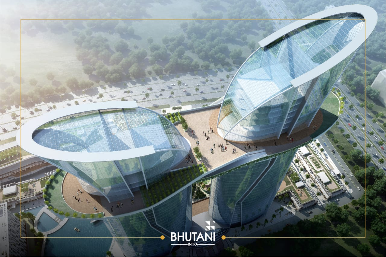 Bhutani Grandthum, Business Park, Greater Noida West