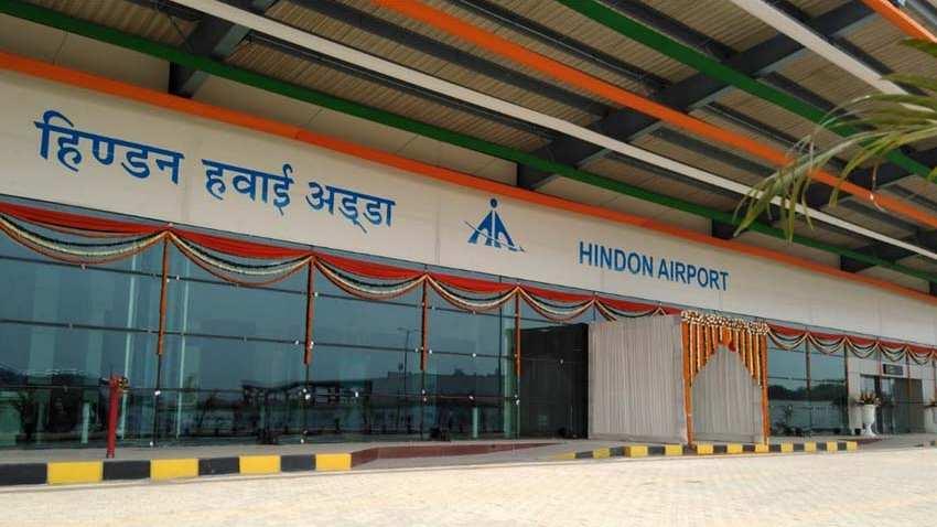 Hindon Airport Near Bhutani Grandthum