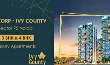 ivy county, sector 75 Noida