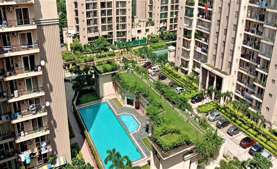ATS Advantage Apartments,flats, Indirapuram