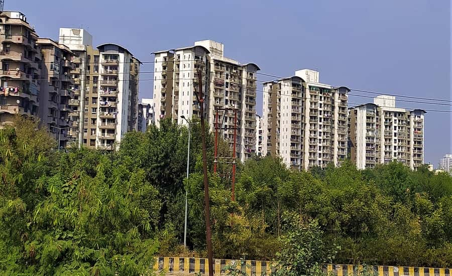Krishna Apra Gardens Apartments, Indirapruam Ghaziabad