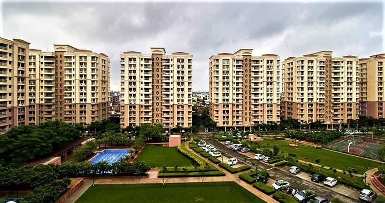 Ashiana Rangoli Gardens Apartments Vaishali Nagar Jaipur