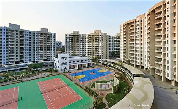 Forest County, best residential societies for living in pune, apartments, flats, villa, top