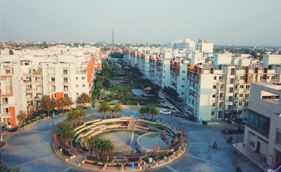 Manglam Aananda Apartments Mansarovar Jaipur