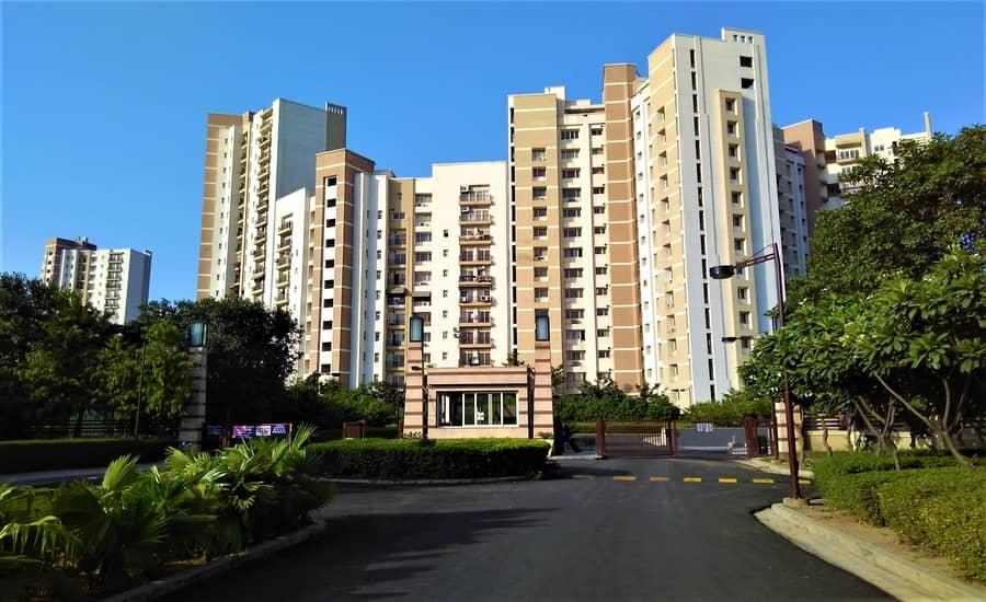 Plumeria Garden Estate Apartments Greater Noida