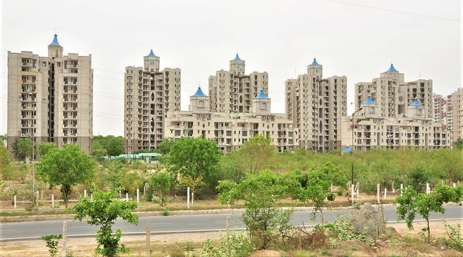 Purvanchal Heights Apartments Greater Noida