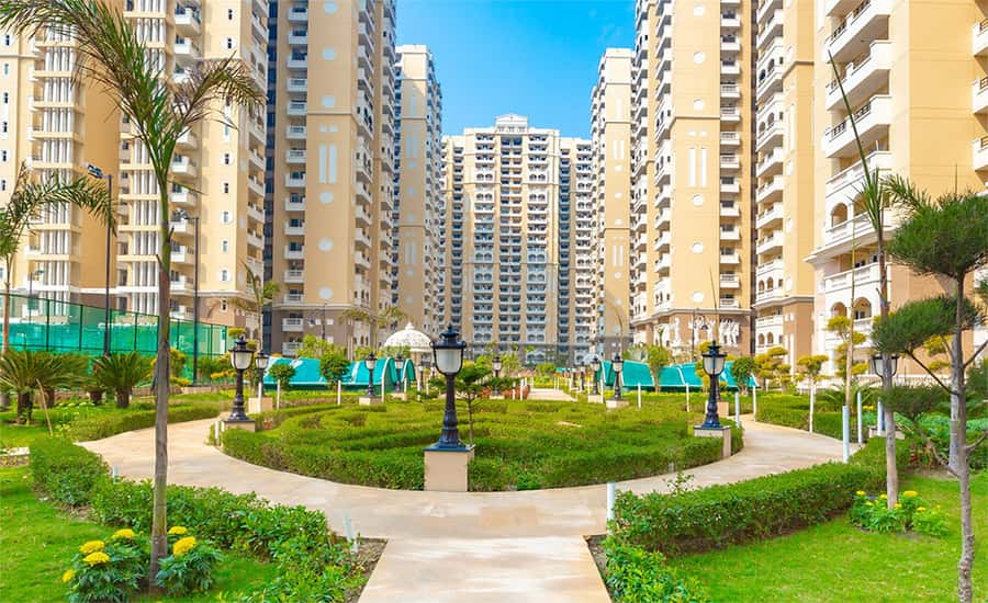 Purvanchal Royal Park Sector Chi 5 Greater Noida
