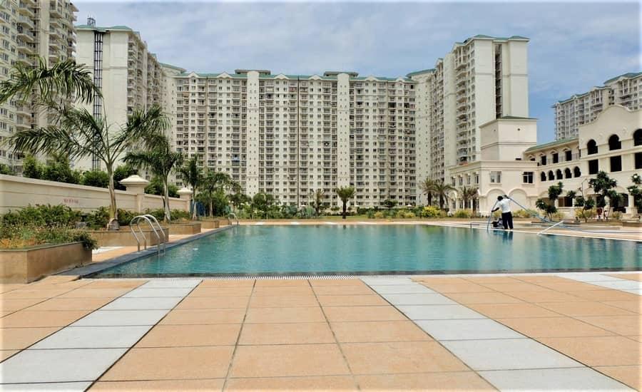 DLF Gardencity Apartments Semmancheri Chennai South