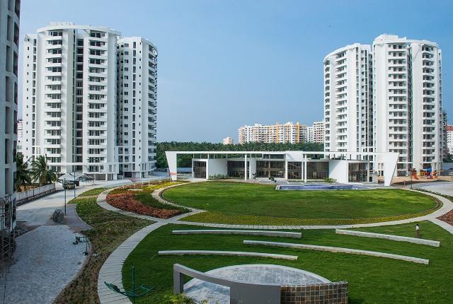 Jains Inseli Park Apartments Padur Chennai South