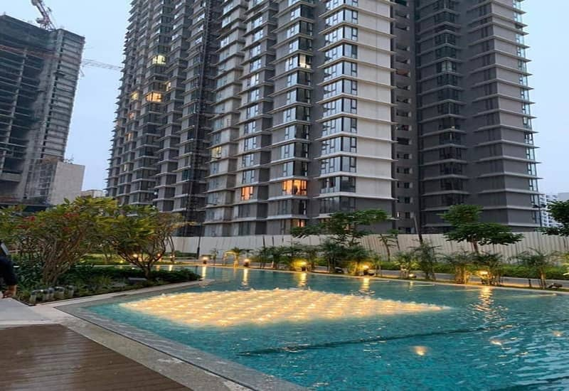 Lodha The Park Apartments Worli South Mumbai