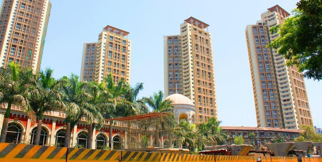 Peninsula Ashok Towers Apartments Parel Mumbai South