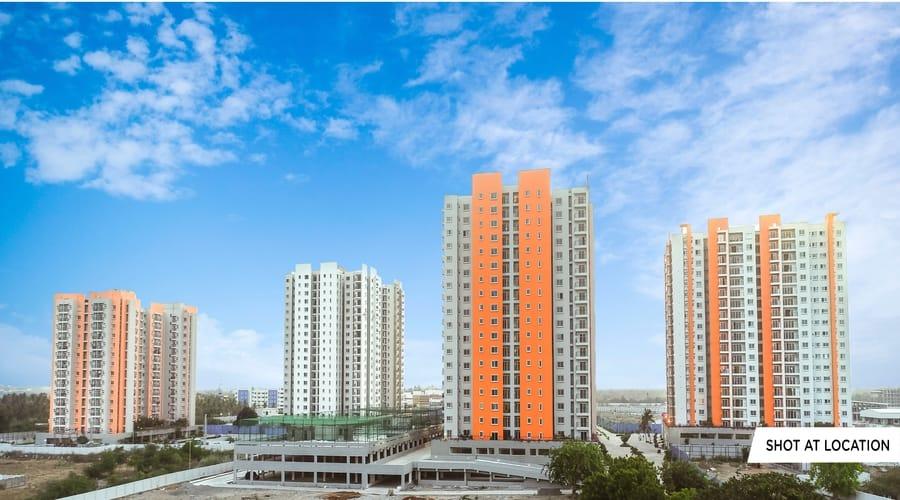 Pragnya Eden Park Apartments OMR Chennai South